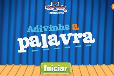 Adivinhe a Palavra - screenshot