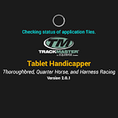 TrackMaster Tablet Handicapper