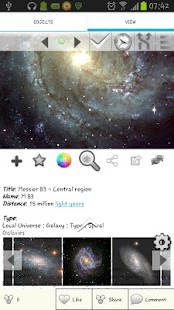 ErgoSky - Astronomy Gallery and Space discovery- screenshot thumbnail