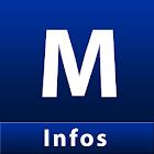 Menara Infos 2.0 icon