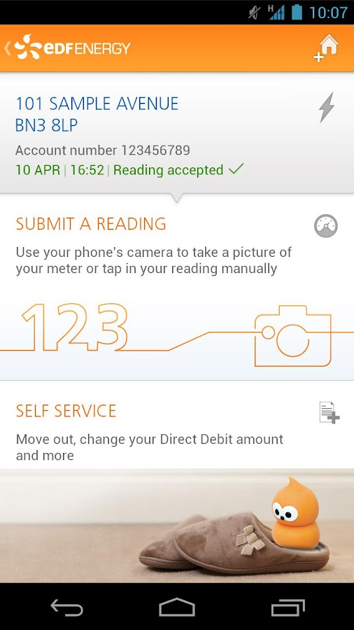 Edf energy android apps on google play - Direct energie simulation ...