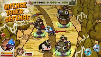 Screenshot of The Great Prank War