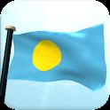 Palau Flag 3D Live Wallpaper icon
