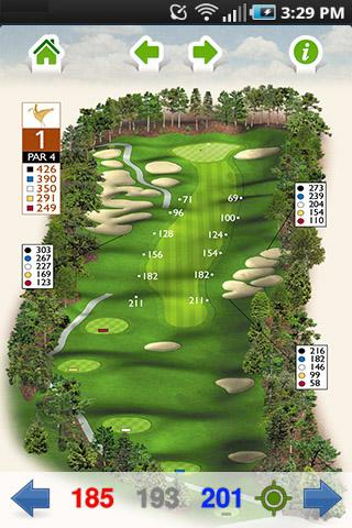 Southern Dunes Golf & CC - screenshot
