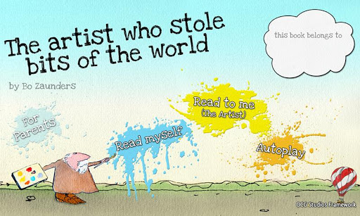 The Artist Mortimer