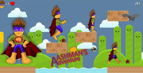 Aashmans Adventure