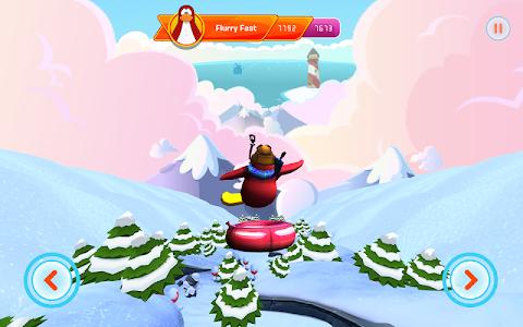 Club Penguin Sled Racer v1.3.0 (Mod)