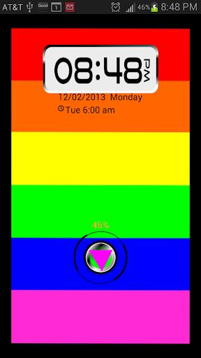 Gay Pride Theme for GO Locker