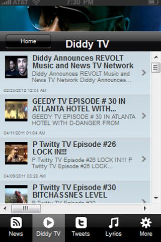 Diddy TV (New) - screenshot