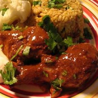 Shish Tawook Marinated Chicken.