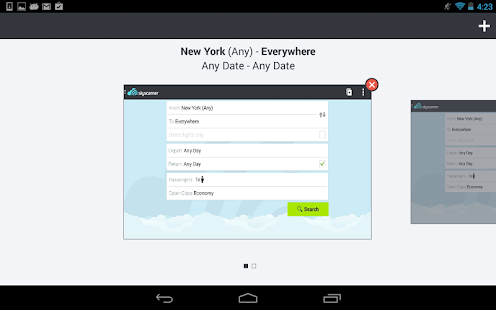 Skyscanner Screenshot 25