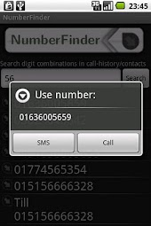 NumberFinder