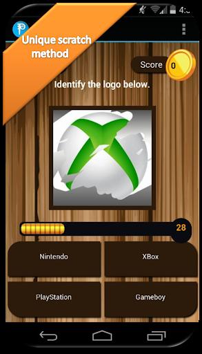 PixQuiz Scratch Logo Quiz