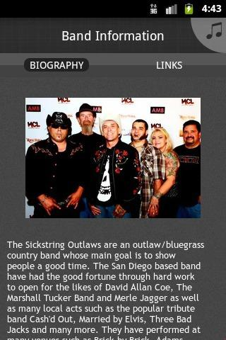 The Sickstring Outlaws - screenshot