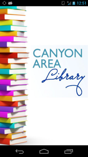 Canyon Area Library