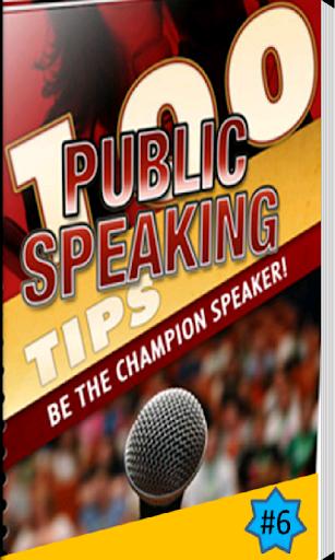 Be The Champion Speaker