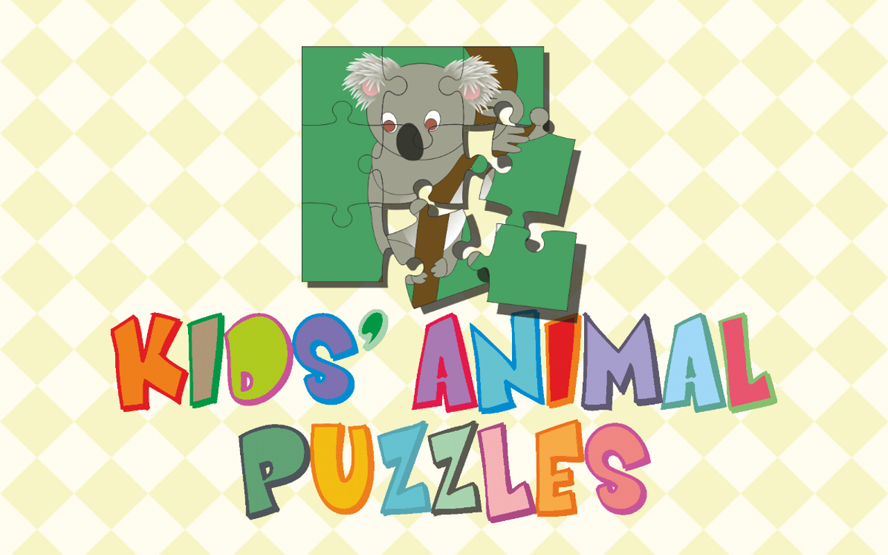 Kids' Animal Puzzles Free- screenshot