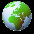 Carte de la Réunion hors-ligne icon