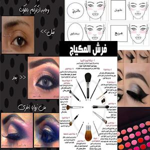 Make-up fashion and  tutorial