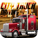 Real City Truck Driving icon