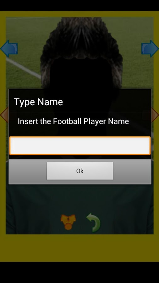 Real Football Player Brazil - screenshot