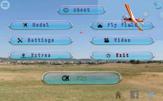 Screenshot of Leo's RC Simulator