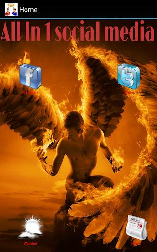 All in 1 social media