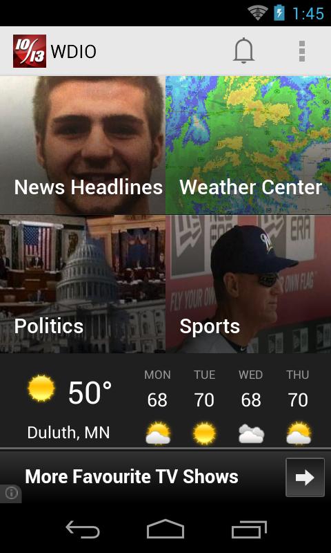 WDIO WIRT Eyewitness News - screenshot
