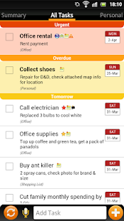 Todo List - Tasks N Todo's - screenshot thumbnail