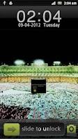Screenshot of Makkah Go Locker EX Theme