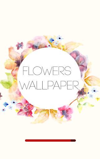 Flowers live hd Wallpaper
