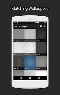 Silhouette - Icon Pack - screenshot thumbnail