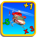 Math to the Rescue Game icon