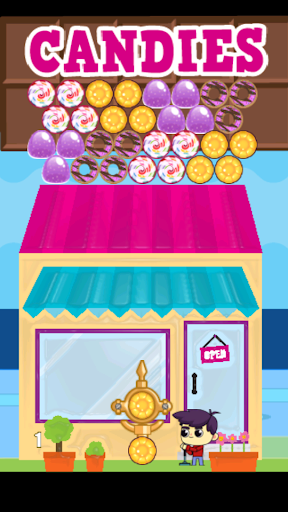 Bubble Shooter Sweets Deluxe