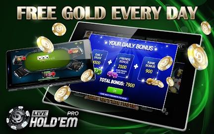 Live Hold'em Pro – Poker Games Screenshot 27
