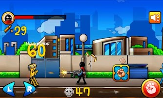 Screenshot of Super Stickman Survival