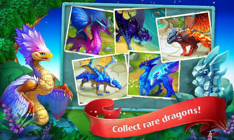 android Dragons World Screenshot 12