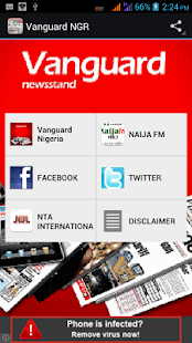 Vanguard Nigeria (Unofficial) - screenshot thumbnail