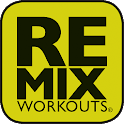 Remix Workouts Body Weight icon