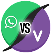 Viber vs Whatsapp