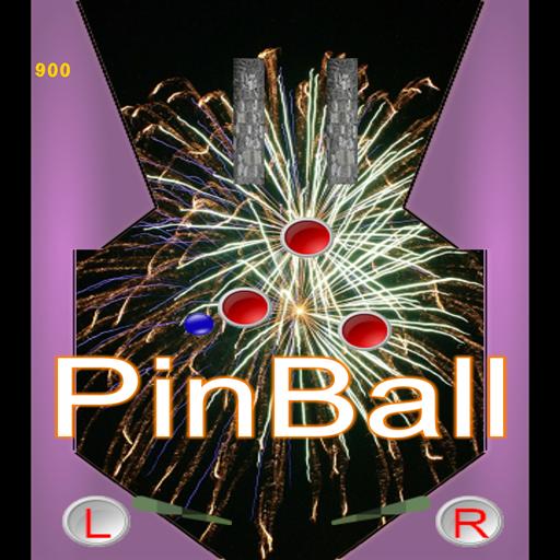 街机のピンボール LOGO-記事Game