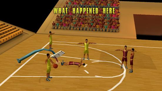 Basketball 3D Game 2015 - screenshot thumbnail