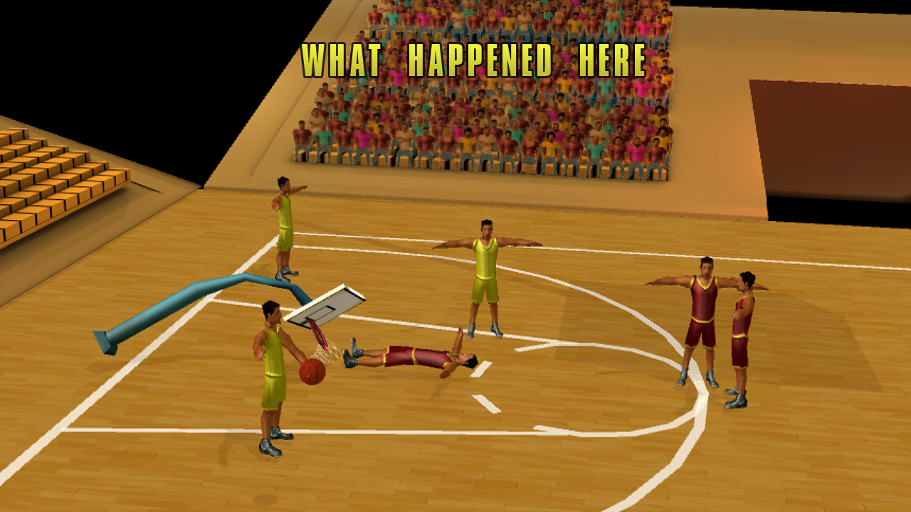 Basketball 3D Game 2015 - Android Apps on Google Play