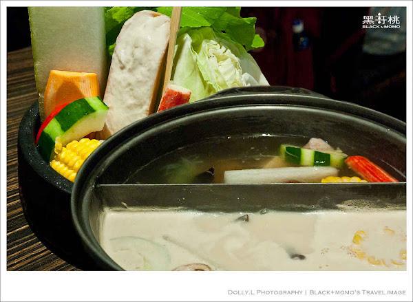 恆八味屋日式火鍋~這裡的日式白湯真是好滋味!