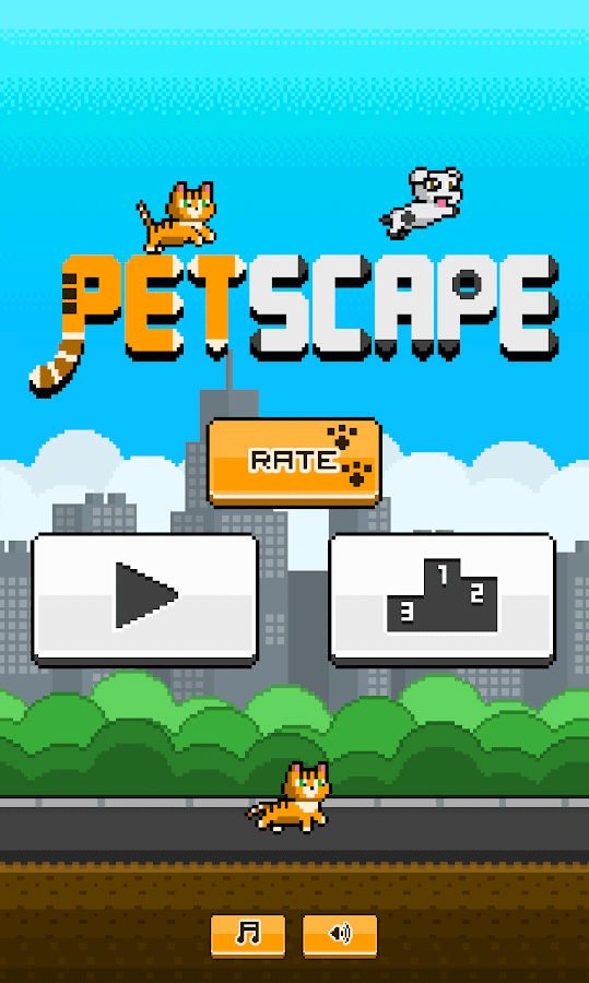 Petscape- screenshot