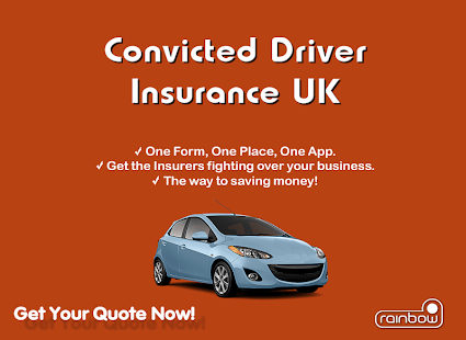 Convicted Driver Insurance UK- screenshot thumbnail