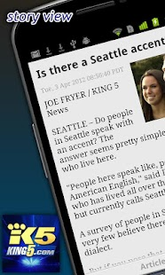 KING 5 - screenshot thumbnail