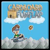 Cardboard Funflap