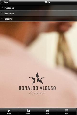Ronaldo Alonso Trends - screenshot