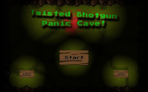 Twisted Shotgun Panic Cave - screenshot thumbnail